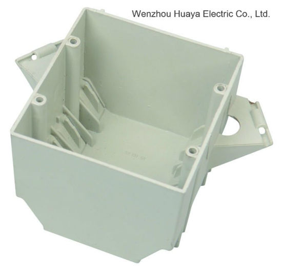 American Nonmetallic Electrical PVC Switch/Outlet Boxes
