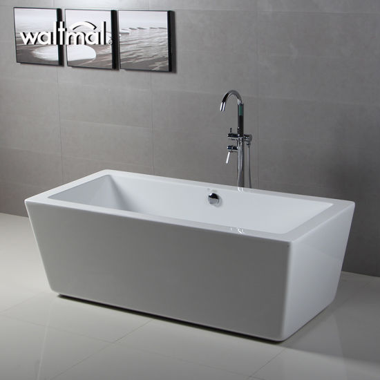 Genial Half Discount Stock Warehouse Double Ended Freestanding Bathtub