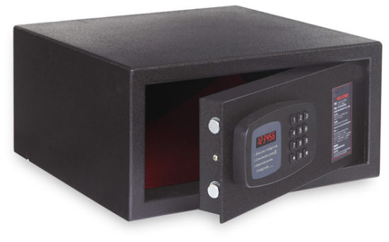 Reliable Security Digital Money Safe Box for Hotel pictures & photos