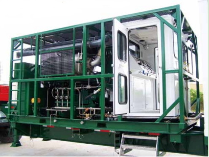 Nitrogen Pumping Unit Made in China