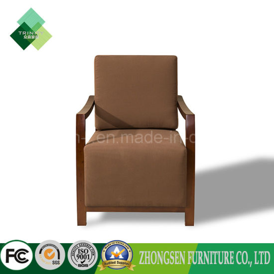 Hot Sale China Manufacturer Cushion Armchair Used On Living Room
