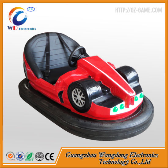 Wangdong Indoor & Outdoor Mini Car Bumper Car for Adult & Kid pictures & photos