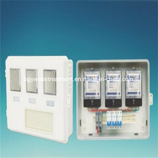2017 Fashion and Practical Fiberglass/SMC/FRP/GRP FRP Electric Meter Box pictures & photos