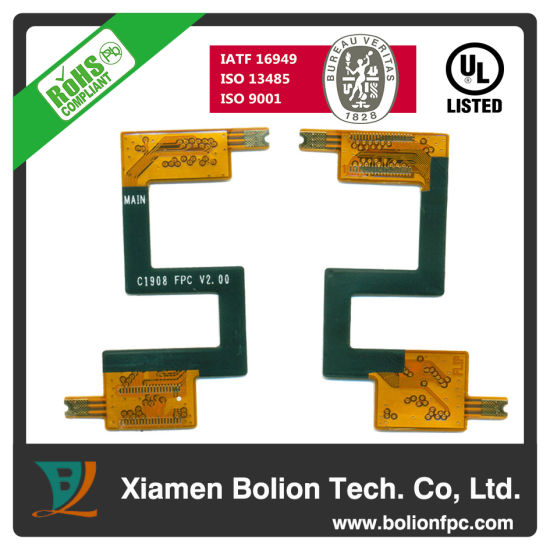 china 4 layers multi layer flexible printed circuit boards pcb rh flex pcb en made in china com