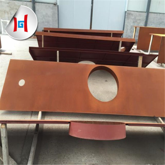 China Welded Corten Steel For Container Technical Specifications Corten A B A588 China Corten A Corten B