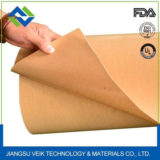 Sealing Machine Belt with PTFE Coated Fiberglass Fabric