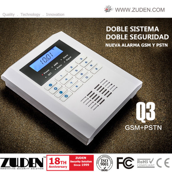 Wired Wireless GSM Alarm System for Home Security pictures & photos
