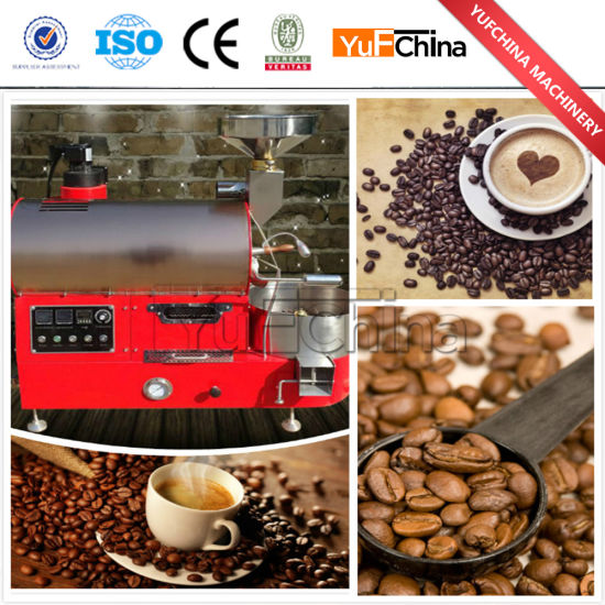 Commercial Coffee Bean Roasting Mill pictures & photos