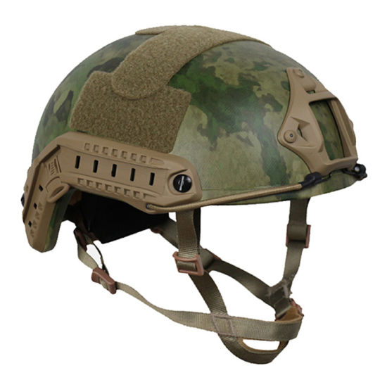 Military Combat Bullet Proof Helmet Aramid Fiber