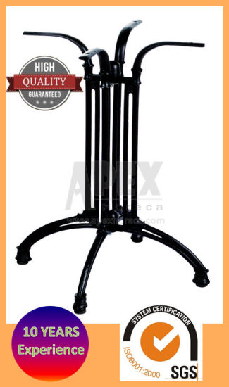 China Restaurant Table Base ABCI Metal Table Leg Cafe - Cafe table legs