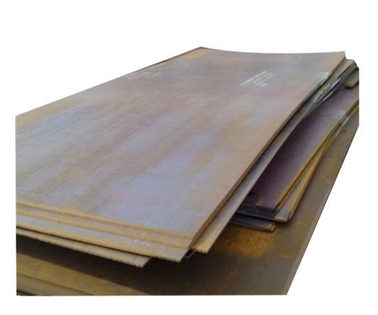 S355j2w Weather Resistant Hot Rolled Corten Steel Plate
