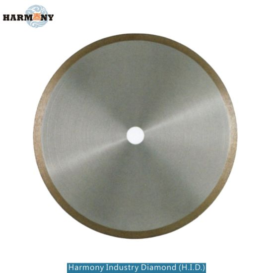 Resin Bonded Diamond Cutting Wheel Diamond Cuttingwheel for Quartz and High Borosilicate Glass Tube Processing