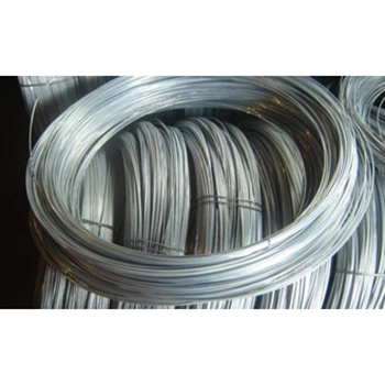 Electro Steel Iron Wire Galvanized Iron Wire (AYW-001)