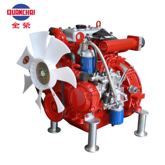 QC380q (DI) Diesel Engine for Fire Fighting Pump, Water Pump pictures & photos