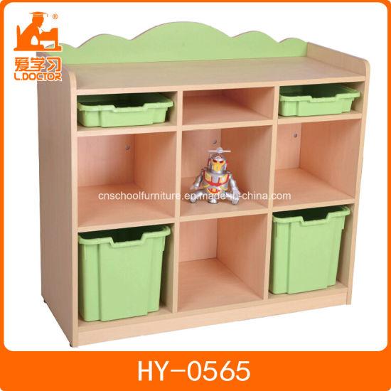 China Multipurpose Children Storage Cabinets For Kindergarten