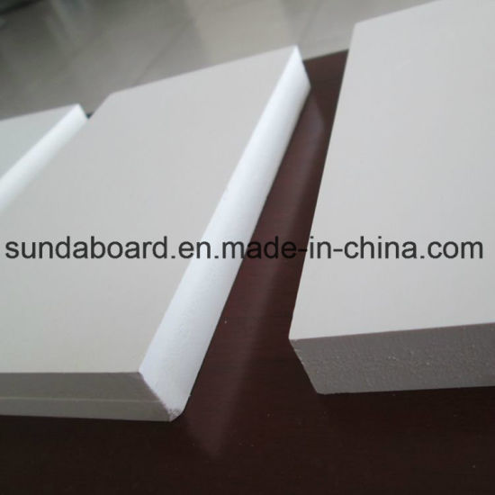 PVC Foam Board Stronger, Lighter, Easier Cutting, Can Be to Other Sharp Easier pictures & photos
