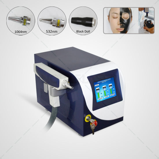 China 2018 New Design Best Price ND Yad Q Switch Laser Tattoo Eye