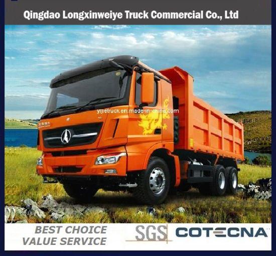 2014 New Sinotuk 6X4 371HP 25t HOWO Dump Truck