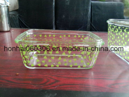 Pyrex Glass Easy Grab Baking Dish Plate pictures & photos