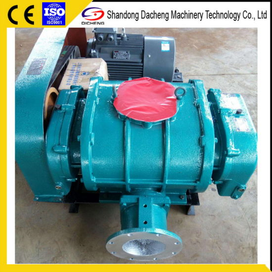 Dsr125g with Ce 3 Phase AC Power High Capacity Air Blowers Pd Blower for  Wastewater Treatment