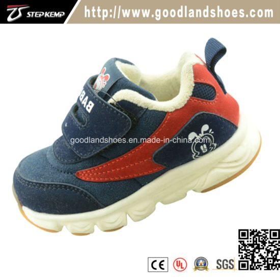Running Sport Kids Shoes Breath Baby Shoes Ex-9110