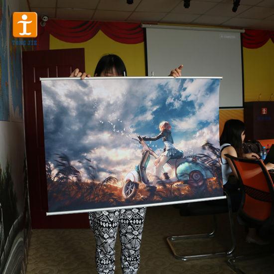 Custom Full Color Poster Printing