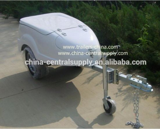 Supplier Hot Sale High Quality 1.3X0.84m Fiberglass Trailer CT0015 pictures & photos