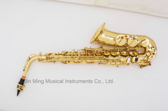 Good Quality Alto Saxophone Manufacturer Wholesales Cheap Price pictures & photos