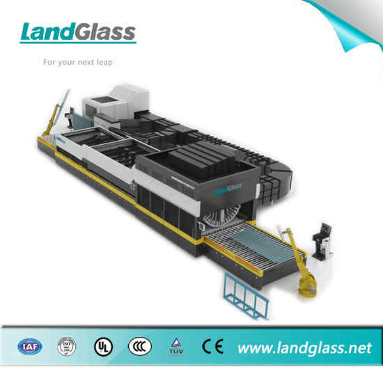 Ld-Bc Double Bent Bi-Direction Glass Tempering Furnace pictures & photos