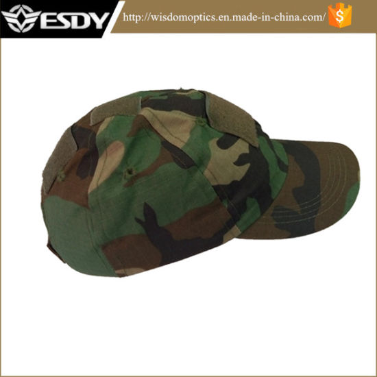 e18fd1dd1cd China Woodland Camo Tactical Hunting Outdoor Cap - China Military ...