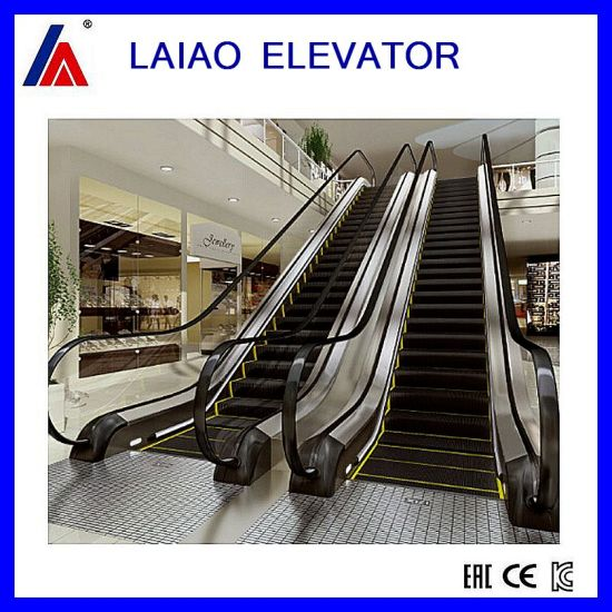 Escalator Lift with Step-Chain Contact Function