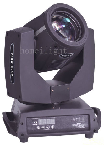 High Brightness 230W LED Beam Light Moving Head Light pictures & photos