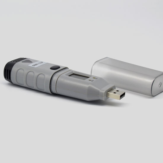 USB Data Logger Which Widely Used for Food Storage and Transport of Temperature Monitoring and Recording pictures & photos