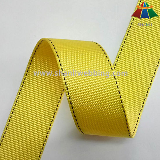 45mm High Strength Polyester Webbing for Safety Products