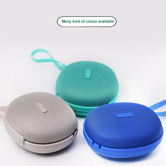 Mini Size Antimagne Portable Bluetooth Speaker Bluetooth Amplifier with FM Stero Radio