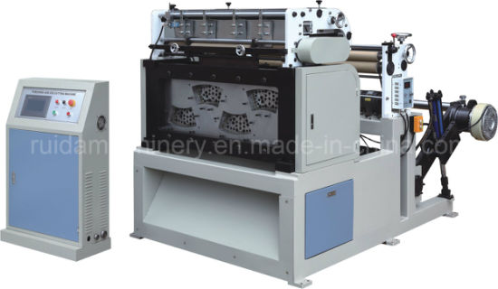 Full Automatic Paper Cup Die Cutting Machine