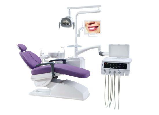 Computer Control Dental Chair Unit with Denmark Linak Motor