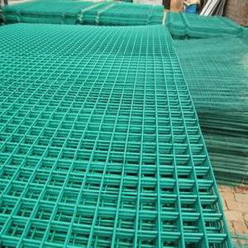 Galvanized Powder Coated Welded Wire Mesh Panels/Sheets