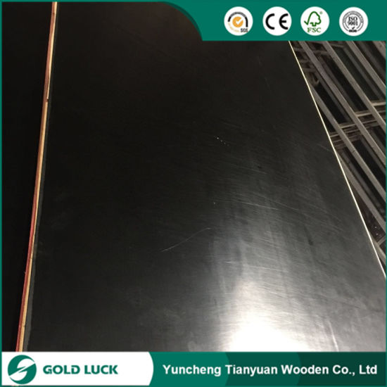 Hot Sale 15mm 18mm PP Plastic Coated Plywood for Construction pictures & photos