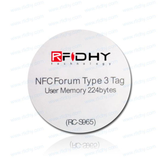 Printed NFC Tag, NFC Label, NFC Sticker pictures & photos