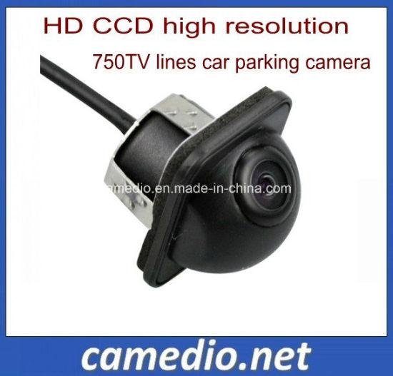 Wholesale Rear Bumper HD 700tvl Hidden Mount Car Parking Assistance Camera CCD