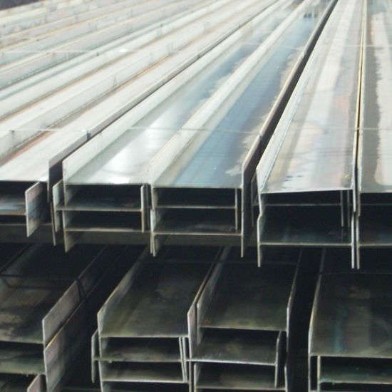 Chinese Factory Cheep Steel H Beam Price for Steel Construcction pictures & photos