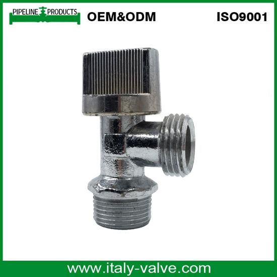Good Quality Brass Good Price Angle Valve pictures & photos