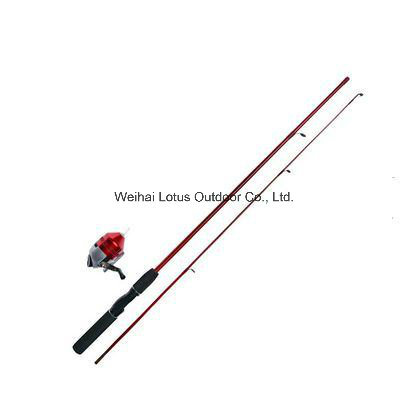 Wholes Cheap Spincast Rod and Reel Combo Set pictures & photos
