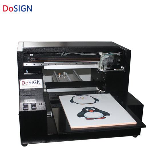 uv printer a3 plastic pen logo small business card printing machine - Business Card Machine