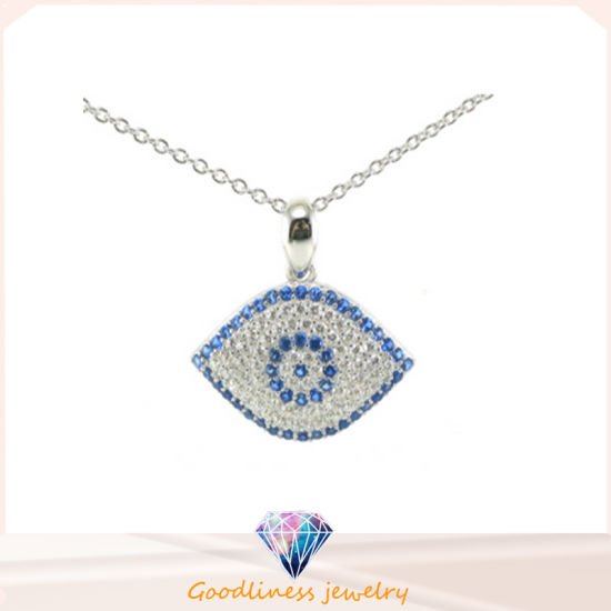 New Design and Fashion 925 Silver Eyes Design Pendant Jewelry Hight Quality (P5055) pictures & photos