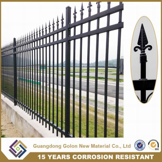 PVC Coated Fencing Home Garden Security Fence Supplier pictures & photos
