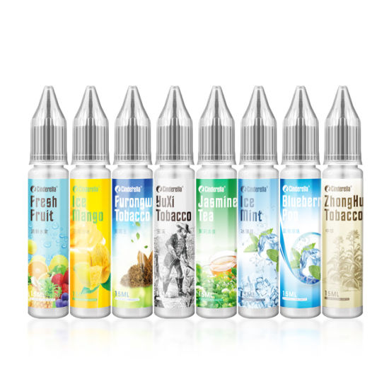 Hot Sale Different Capacity Nicotine Salt E Juice with Free Sample E Liquid pictures & photos