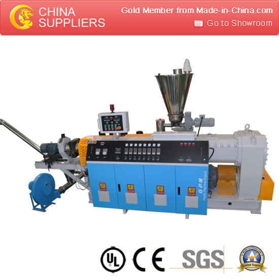 Fashionable Low Price PVC SPVC Plastic Granulator Extruder pictures & photos