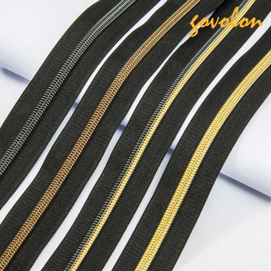 Nylon Zipper for Garment Trimming with SGS CQC Approved pictures & photos